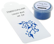 Embosspulver Candy Blue nr 27