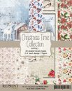 Reprint Christmas Time Collection 6¨x6¨Paper Pack