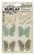 "Jute Butterflies ""CR23334"""