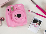 Fujifilm Instax mini 9 Rosa + 20-pack Film