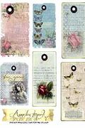 Klippark A4 Summer Wings Tags