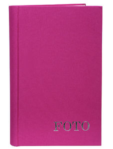 Slip-in Album Gothia Dark Rose 300 bilder 11x15